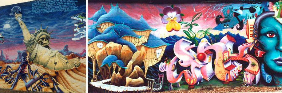 Breve historia del graffiti